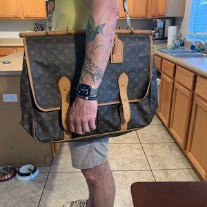 Louis vitton sac chaise hunting bag